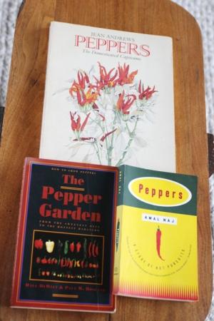 Bell pepper books